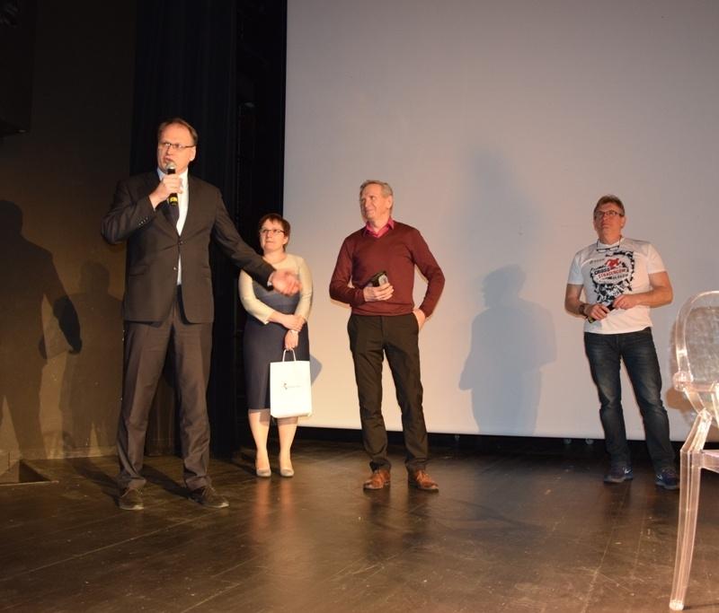 Jerzy Górski spotkał się z młodzieżą