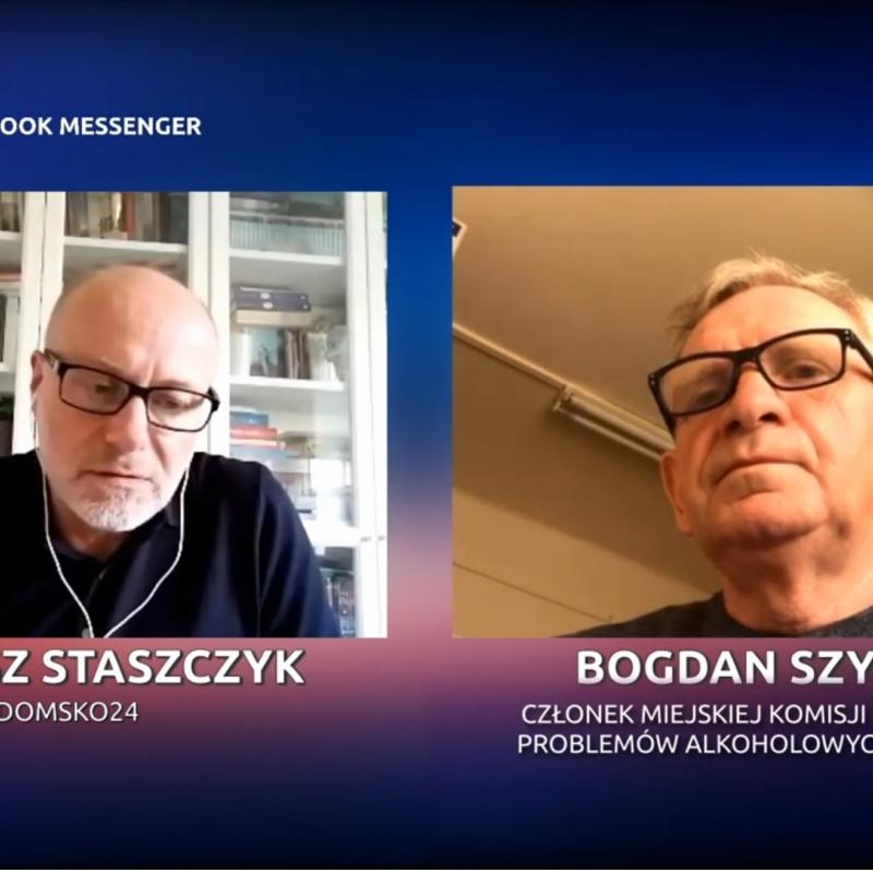 Rozmowa z Bogdanem Szymczykiem