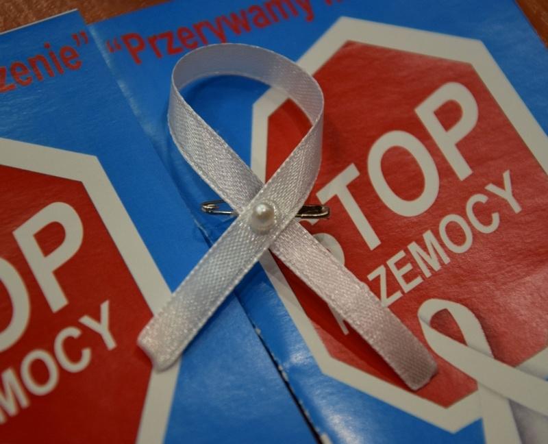 Inauguracja kampanii przeciwdziałania przemocy
