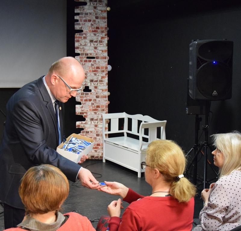 """""""Niebieski Koncert"""" zainaugurował Kampanię Przeciwdziałania Przemocy"""