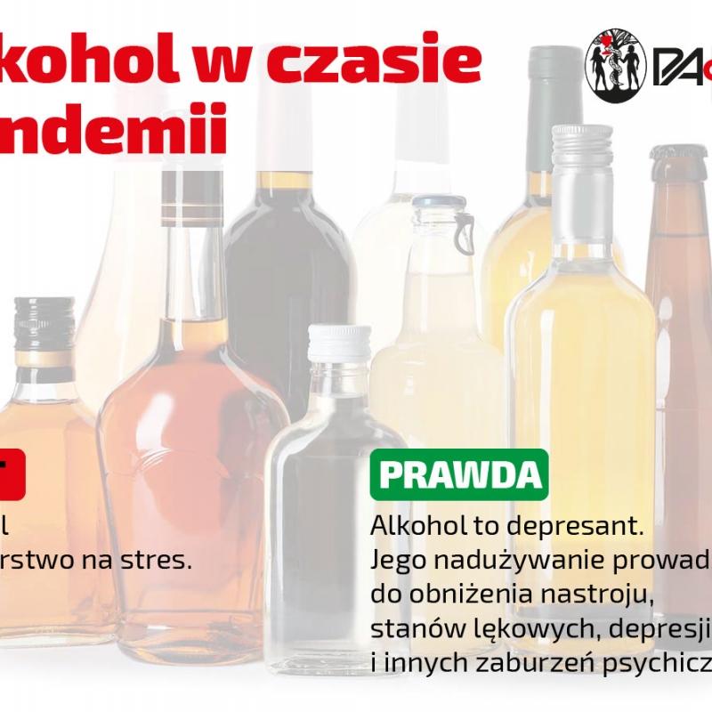 Zamiast alkoholu. Jak radzić sobie ze stresem w czasie epidemii?