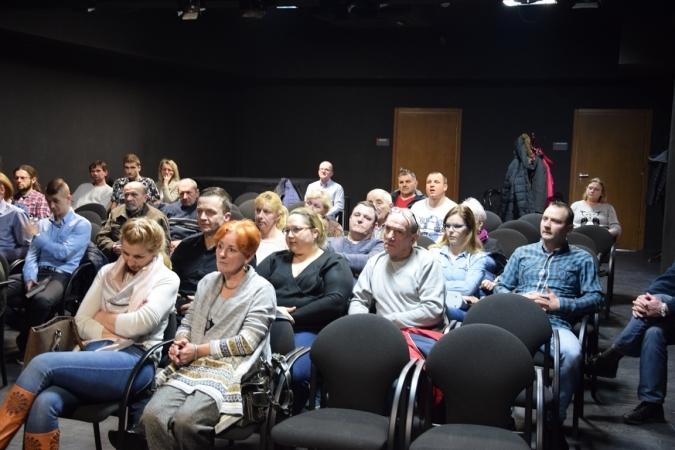 Spotkanie z Jerzym Górskim w ramach Ogólnopolskiego Dnia Trzeźwości